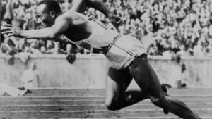 Jesse Owens in Olypmia