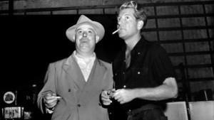 Jean Renoir e Jean Gabin sul set