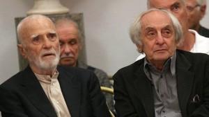 Mario Monicelli e Citto Maselli