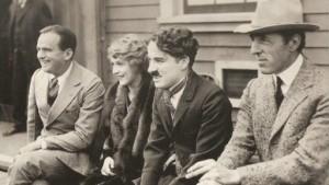 i fondatori della United Artists