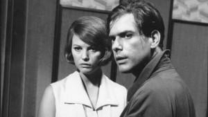 Claudia Cardinale e Tomas Milian ne Gli indifferenti (1964)