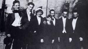 la famiglia Marx