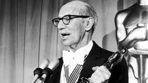 Groucho Marx riceve nel 1974 l'Oscar alla carriera