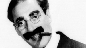 "Julius ""Groucho"" Marx"