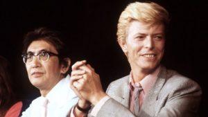Oshima e Bowie