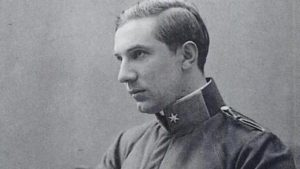 Bela Lugosi in uniforme