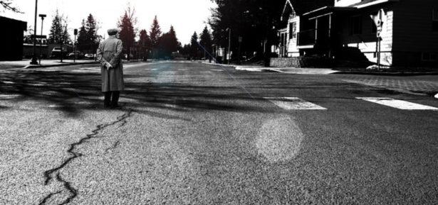 asfalto crepato