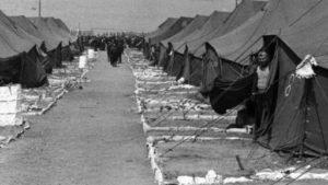 il campo di concentramento di Makronissos