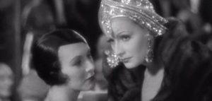 Karen Morley e Greta Garbo in Mata Hari