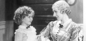 Shirley Temple e Karen Morley ne La piccola ribelle
