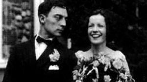 il matrimonio di Buster Keaton e Natalie Talmadge