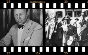 Emil Jannings. Quel nazista da Oscar