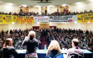 """Rifondazione: """"Una lista della sinistra antiliberista alternativa al PD e…"""