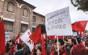 """La """"parte costituente"""" e una nuova opposizione collettiva"""