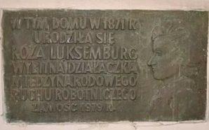 Tante firme per difendere la memoria su Rosa Luxemburg
