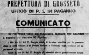 La storia dimenticata in via Giorgio Almirante