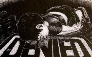 I corpi dei migranti indifesi ridotti a ostaggi