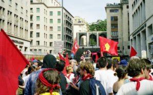 In piazza Alimonda per non rassegnarsi alla sconfitta