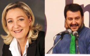 Salvini-Le Pen, a Roma nasce l'asse xenofobo per le elezioni…