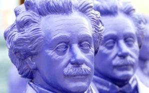 Einstein oggi