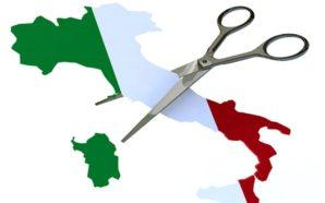 A Reggio Calabria contro la secessione del Nord