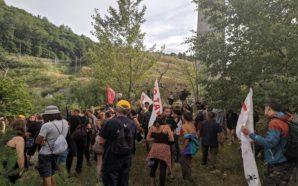 La marcia orgogliosa dei Notav