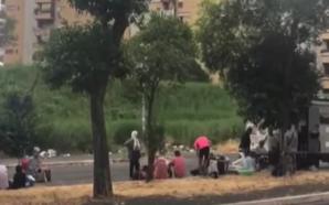 Salvini sgombera la «scuola» dei senza casa