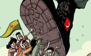Tutti in piazza contro la guerra di Erdogan