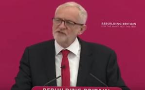 Corbyn si prepara al voto: «Ricchezza e potere per molti»