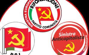 Regionali 2020. Costruire liste della sinistra anticapitalista e antiliberista