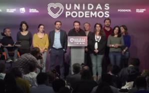 Un po' di numeri sul voto spagnolo