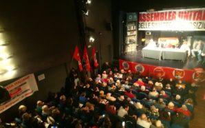 Sinistre d'opposizione, un patto di unità d'azione e tre campagne