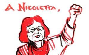 Una campagna per la grazia a Nicoletta Dosio