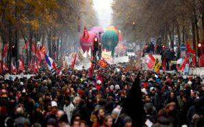 La difficile espansione del movimento contro la riforma Macron