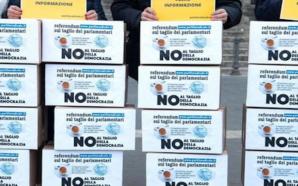 Referendum, con l'emergenza sanitaria non si può votare il 29…