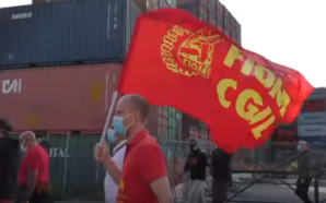 ArcelorMittal: a Genova gli operai tornano in piazza