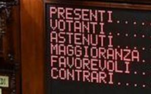 Riforma dei regolamenti, parlamento già in affanno