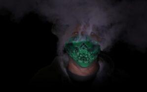 Mascherina in fumo