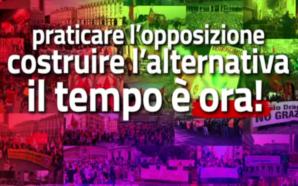 Rifondazione Comunista per l'opposizione e l'alternativa
