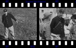Jacques Tati. François le facteur