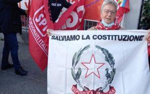L'ANPI e le organizzazioni antifasciste alla manifestazione del 16 ottobre